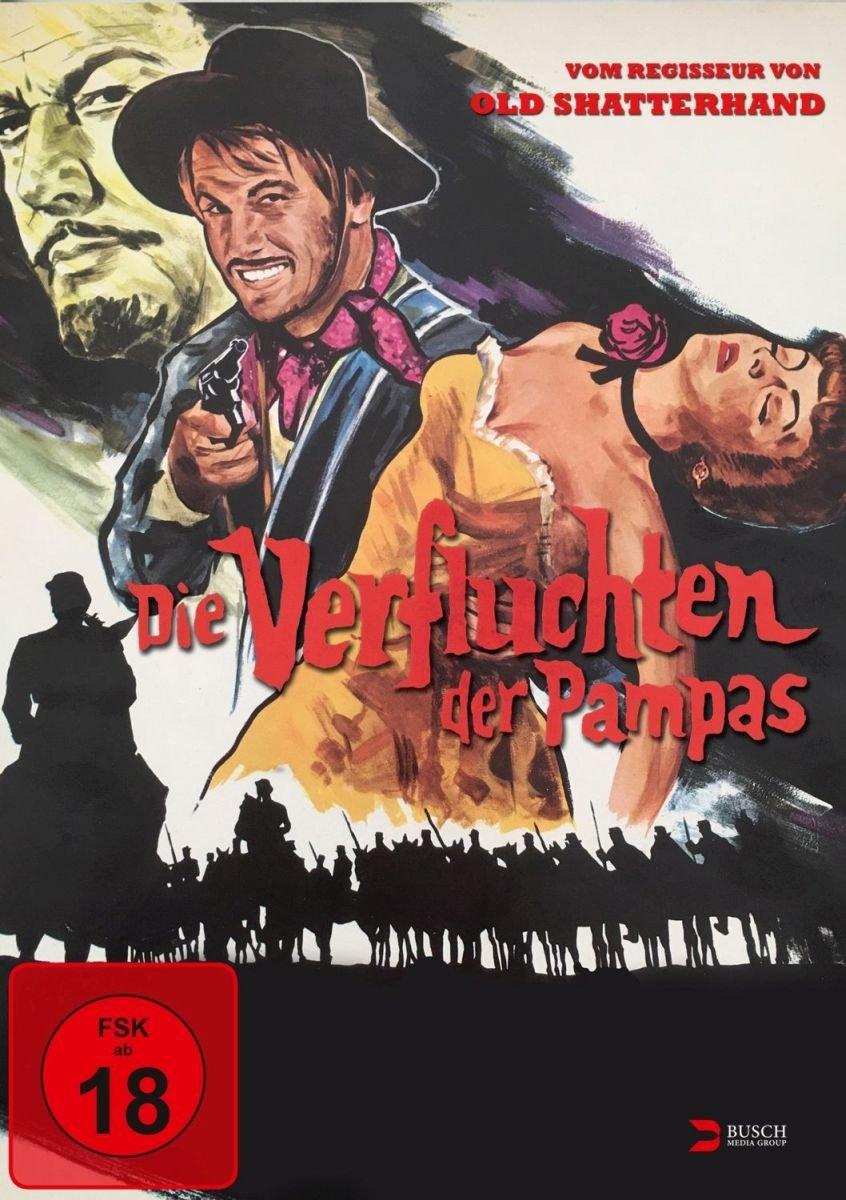 Die Verfluchte der Pampas [Alemania] [DVD]: Amazon.es ...