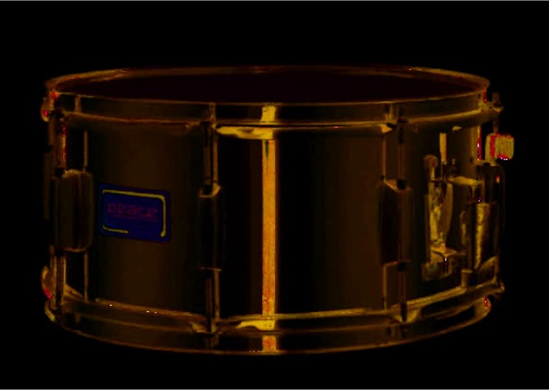 Peace sd-101-mn caja de percusión (acero 14