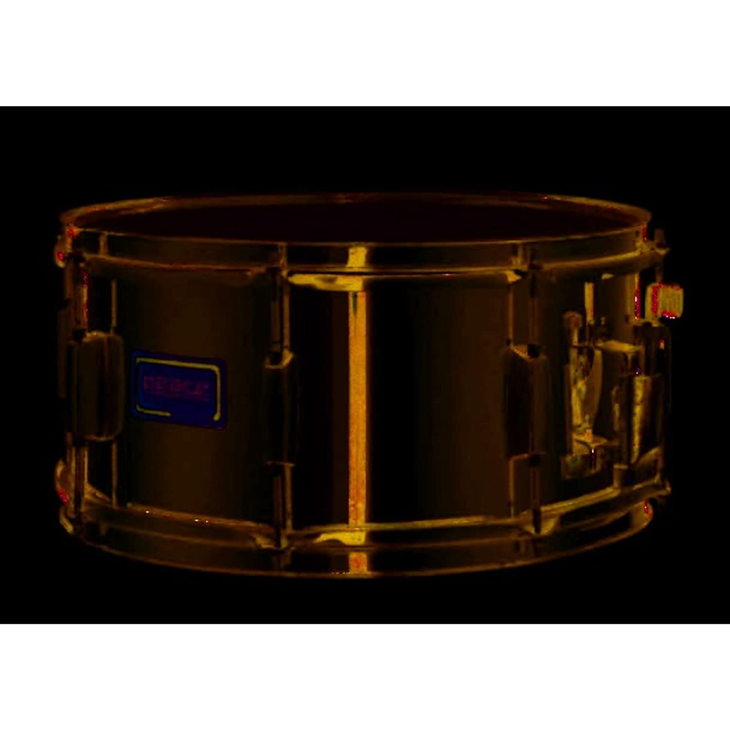 'Peace sd-101-mn Snare Classic Stahl 14x 6,5