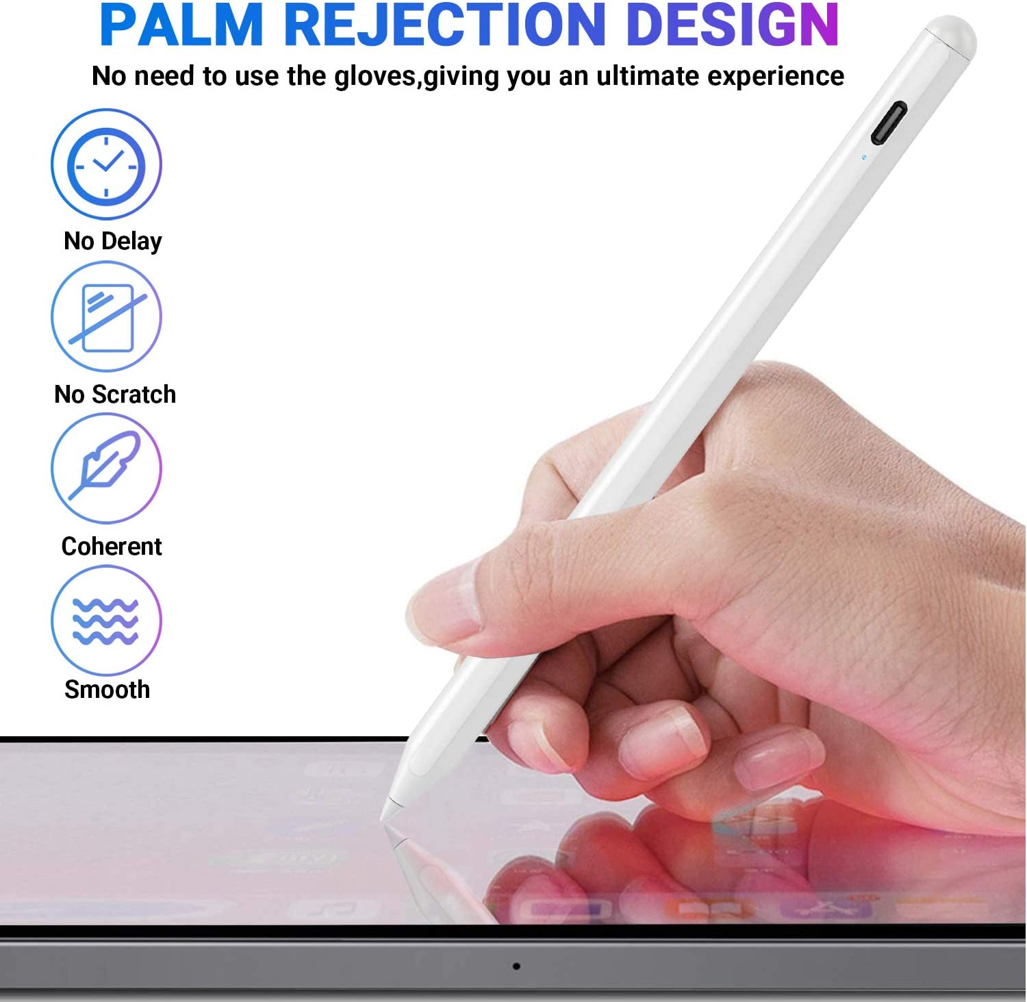 Amazon Promo Code for Stylus Pen for iPad with Palm Rejection