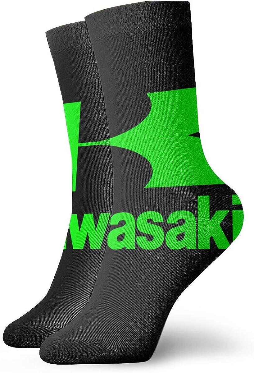 Kawasaki Racing Bikes Jdm Atv Ninja Comfort Running Socks For Men And Women 1 Pair