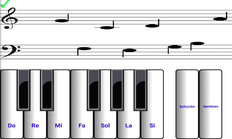 aprender a leer notas musicales - Solfeo: Amazon.es: Appstore para ...