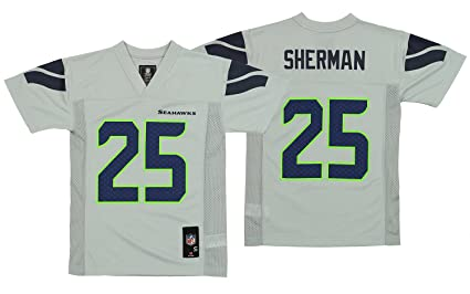 new product aad0d f4356 Amazon.com : Outerstuff NFL Youth Seattle Seahawks Richard ...