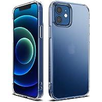 Ringke Fusion Compatible con Funda iPhone 12 Pro, Compatible con Funda iPhone 12, Hybrid PC Trasera Dura con Parachoques…