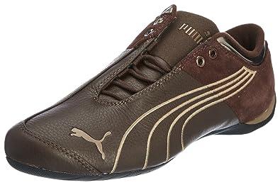 Puma Future Cat M1 Lux chaussures noir argent