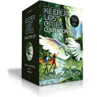 Keeper of the Lost Cities Collector's Set (Includes a Sticker Sheet of Family Crests): Keeper of the Lost Cities; Exile…