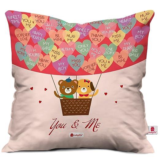 indibni día de San Valentín regalos You & Me Cita Teddy en ...