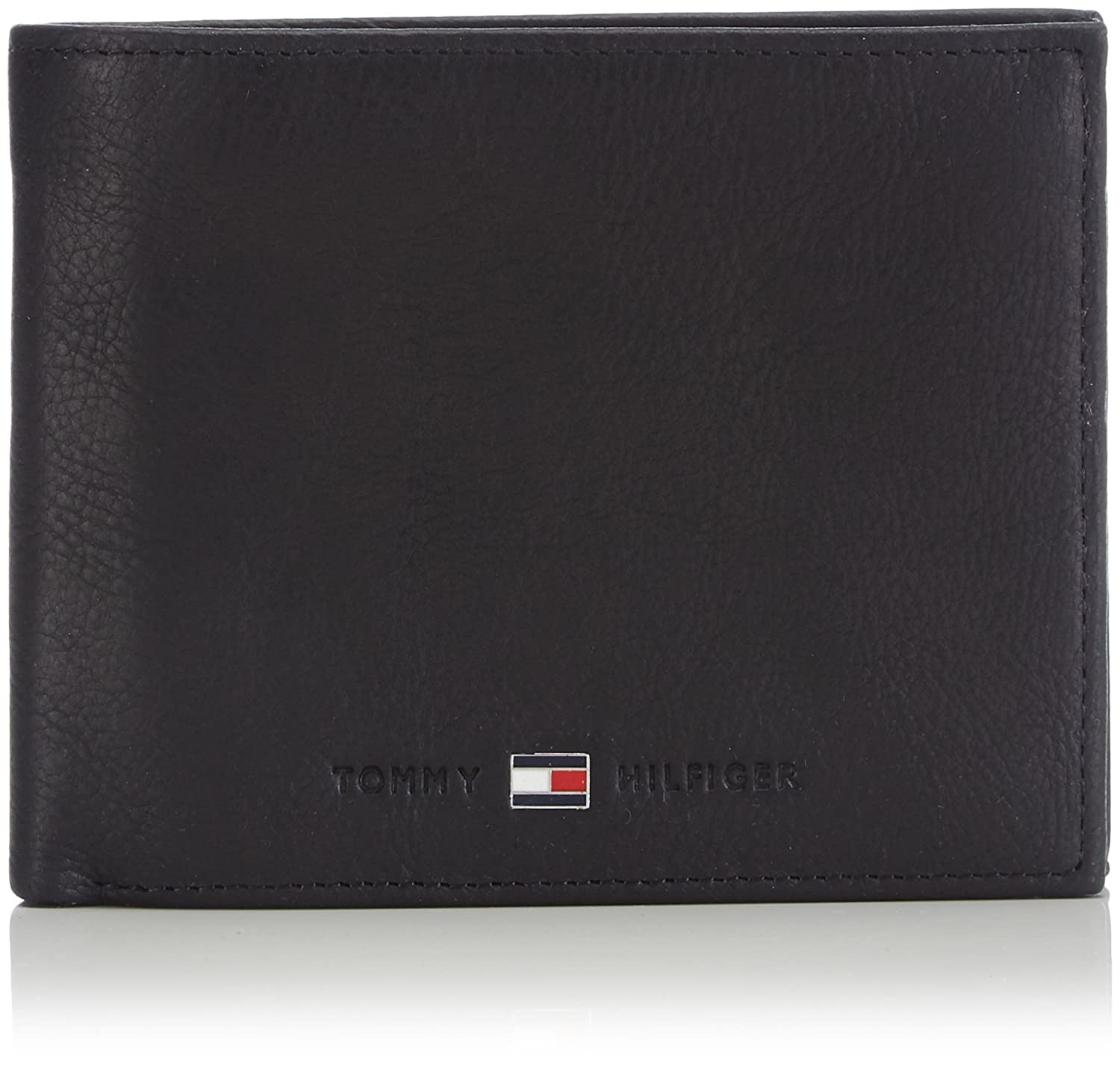Tommy Hilfiger Johnson, Catera Porte-Monnaie - Marron (041) Taille Unique AM0AM00665