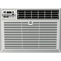 """GE AEM05LX 19"""" Window Air Conditioner with 5200 Cooling BTU, Energy Star Qualified in Light Cool Gray"""