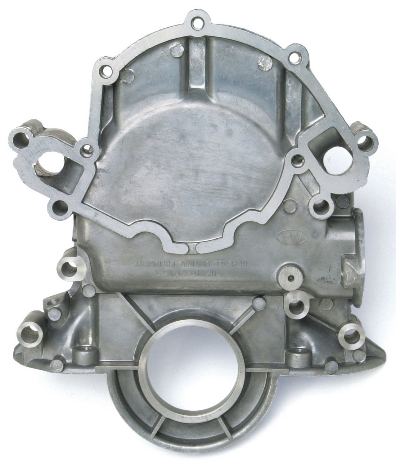 Edelbrock 4250 Aluminum Timing Cover by Edelbrock (Image #1)