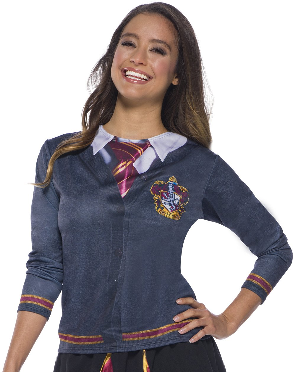 Rubie's Costume Co Harry Potter Costume Top, Slytherin, Small Rubie' s Costume Co 821145_S