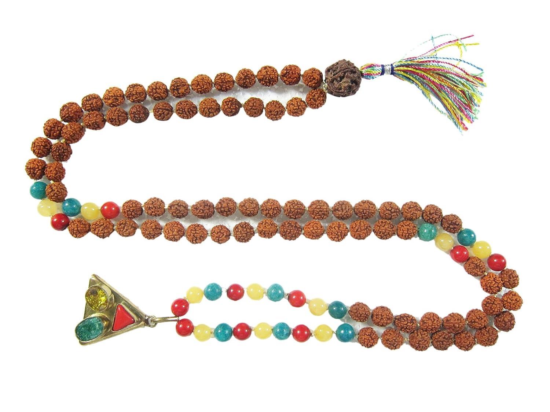 Mogul para Interior de Buda de meditación Yoga rosario de ...