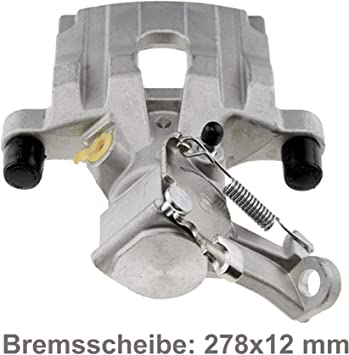 For Saab 9-3 9-3X Vauxhall Vectra MK2 German Quality Rear Left Brake Caliper