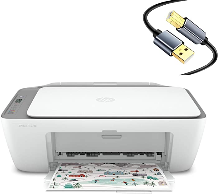 Updated 2021 – Top 10 Basic Home Computer Printer