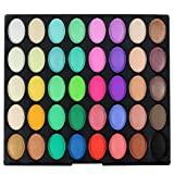 MISILIU 120 Colors Cosmetic Powder Eyeshadow