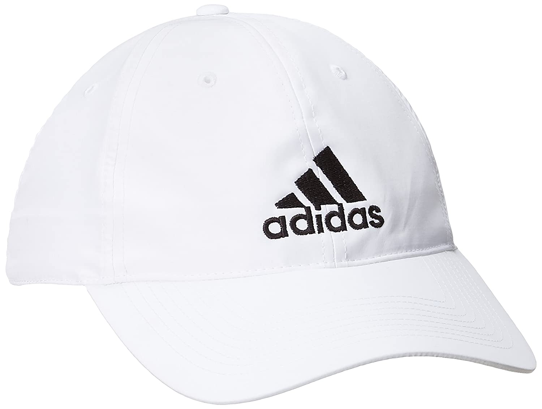 adidas Women s Performance Logo Cap - White White Black 86cfefdd465