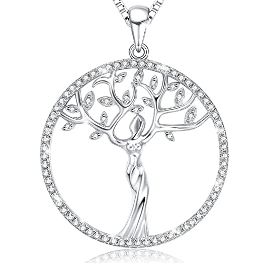"bf95c651f2ed 12 Days of Deals - Ado Glo ""Family Tree of Life"" Pendant Fashion"