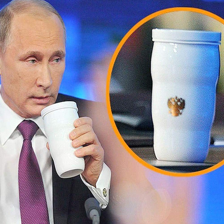 Putin Same Putin 2019 - Taza térmica térmica de cerámica con ...