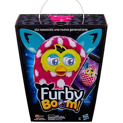 113 opinioni per Hasbro- Furby Boom a Pois