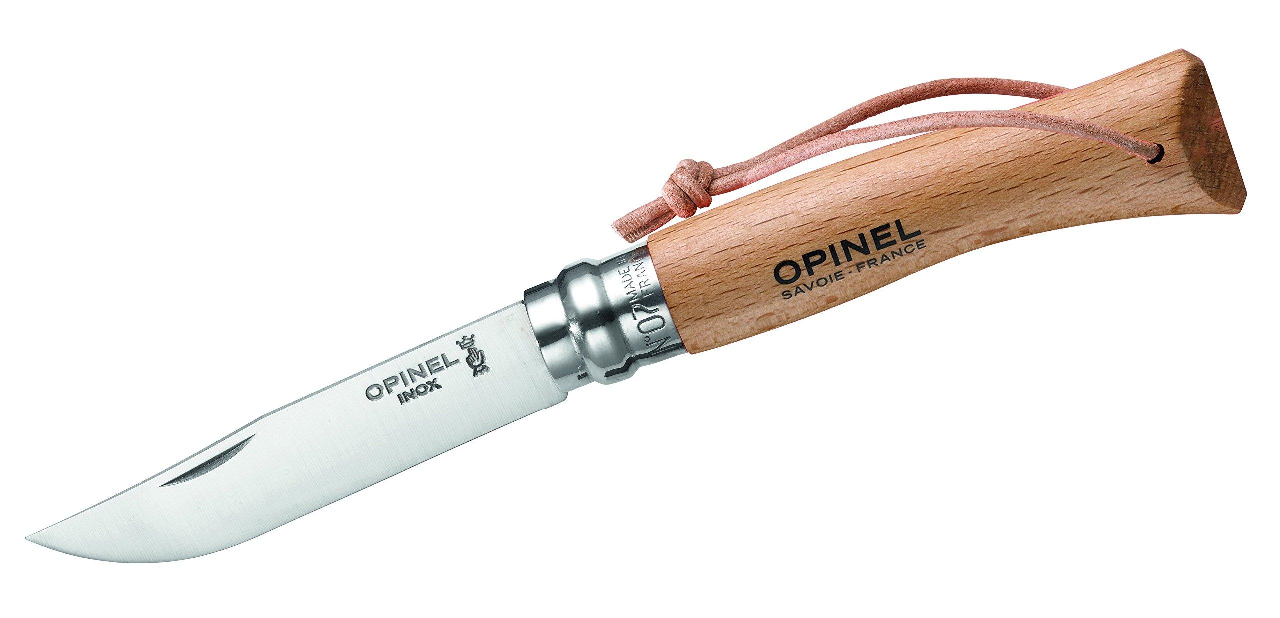 Opinel - 254308 - TM NR.7 - Acier - Couteau product image