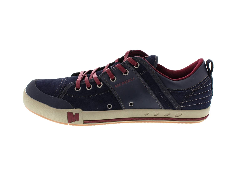 8423040730 Merrell Rant Dash, Men's Low-Top Sneakers, J23741, Grey (Boulder), 12 UK:  Amazon.co.uk: Shoes & Bags