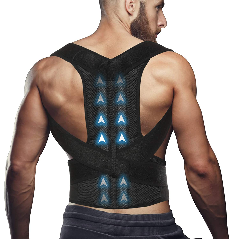 Comfort Clavicle and Shoulder Support Back Brace