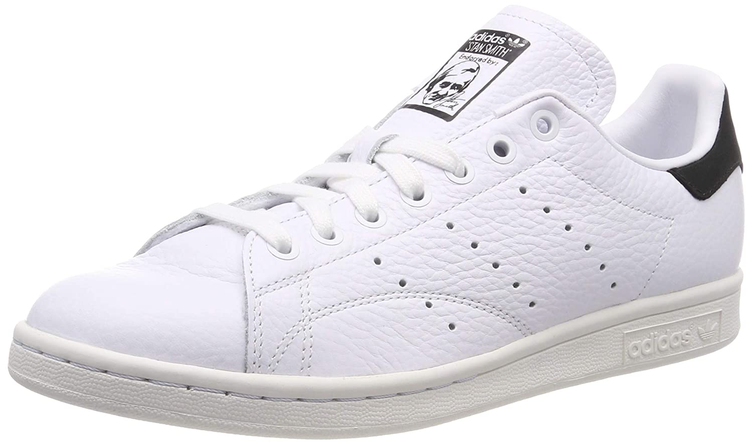 sports shoes e257a 99634 adidas Men's Stan Smith Running Shoe