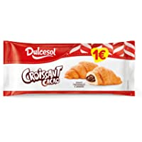 Dulcesol Croissants Cacao - 5 uds - 225 g