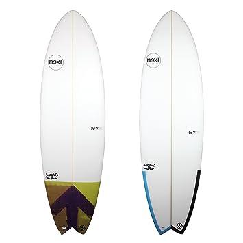 Next peces muertos sintética rendimiento tabla de surf – varios colores/tamaños 5 ft,