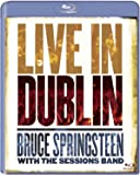 Live In Dublin (With The Sessions Band) [Blu-ray]
