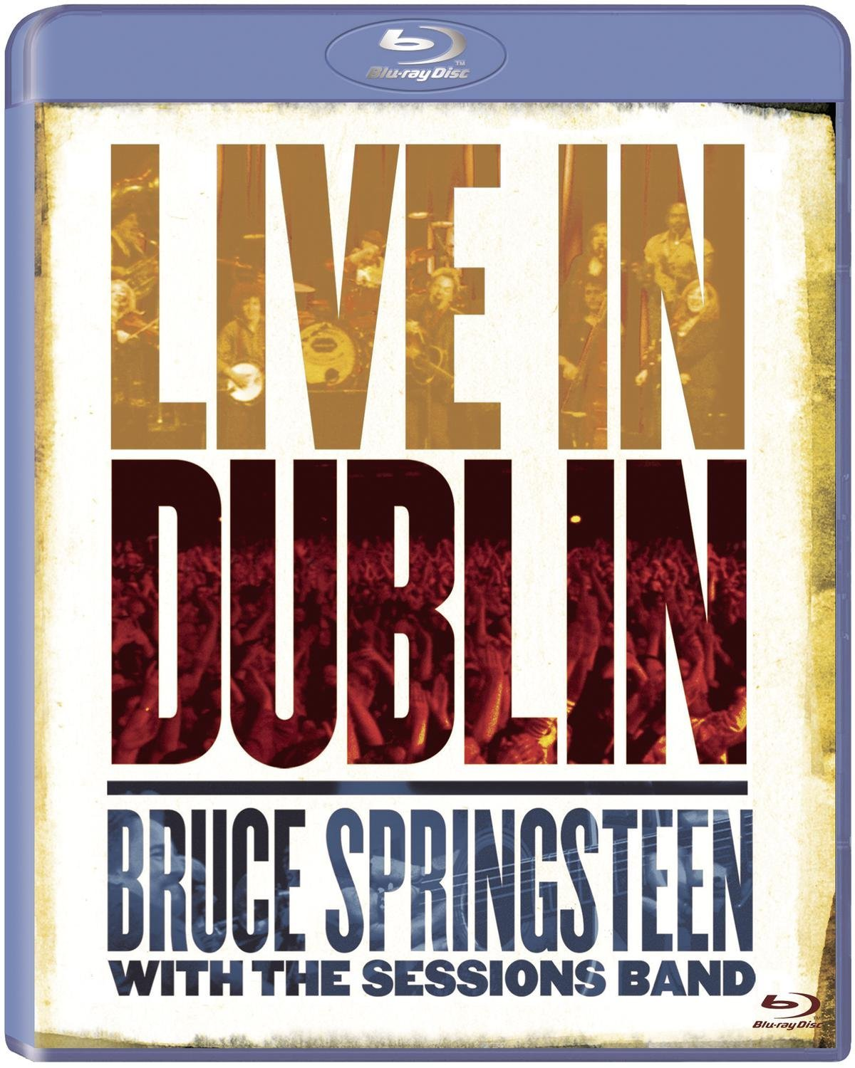 Bruce Springsteen with the Sessions Band: Live in Dublin [Blu-ray] by Columbia