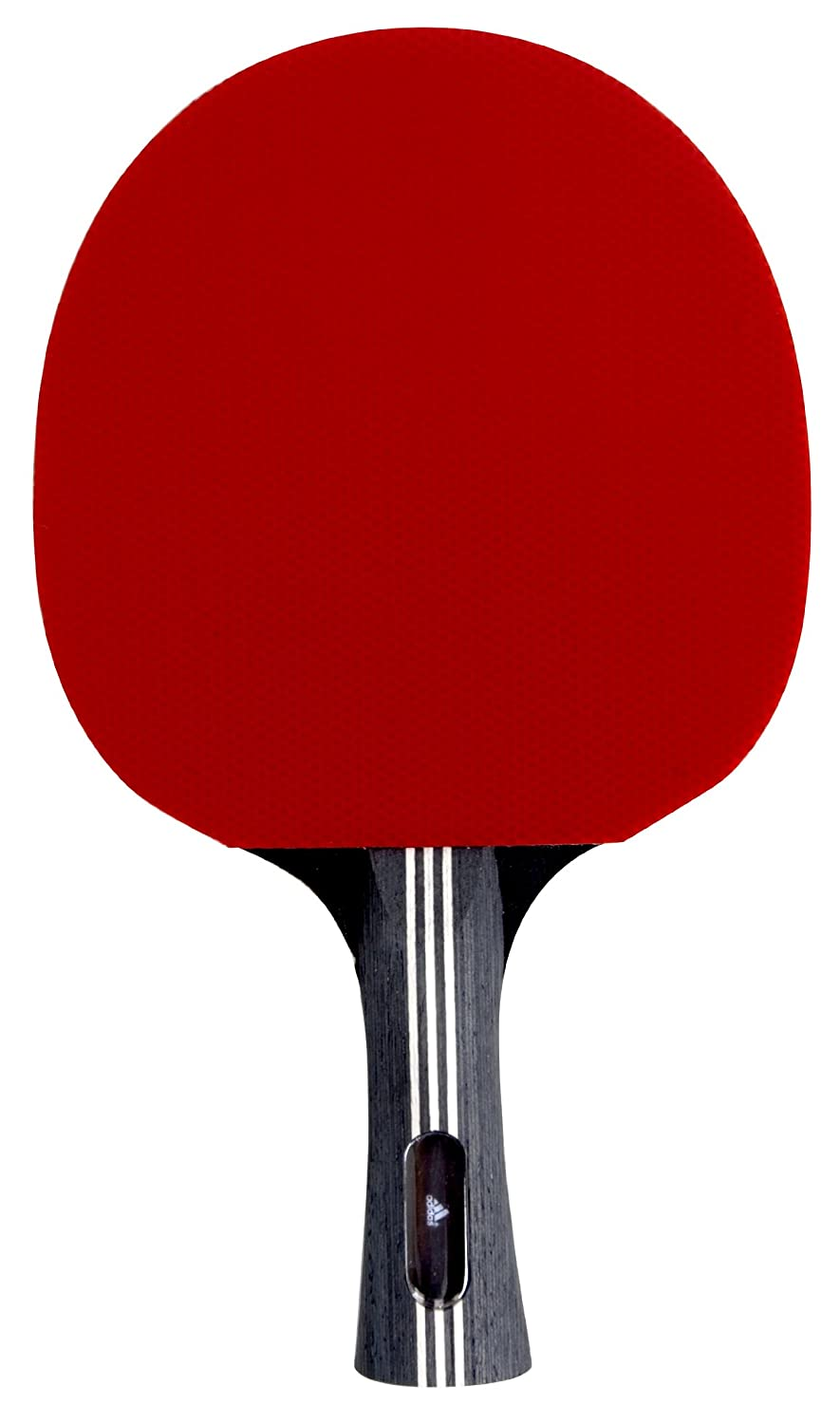 adidas Tour (Carbon) Table Tennis Bat - Black/Red AGF-10404 471015