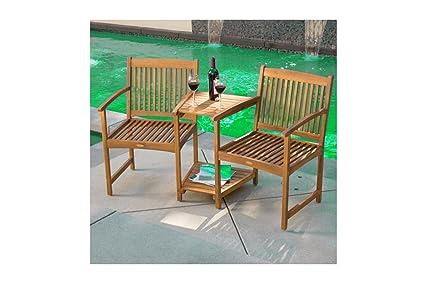 Surprising Amazon Com Exxtra Store Patio Chairs And Table Outdoor Frankydiablos Diy Chair Ideas Frankydiabloscom
