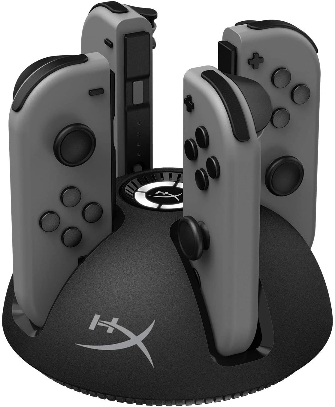 Cargador Cuádruple HyperX para  Joy-Con (Charging Station)