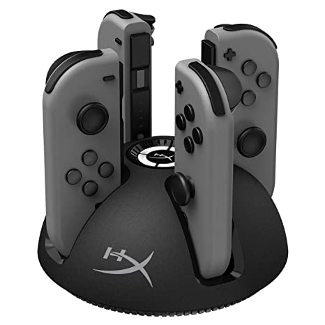Image result for HyperX ChargePlay Quad Joy-con Charging Station