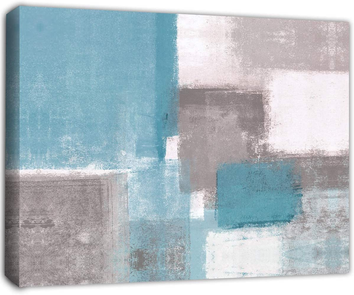 Wall Art Bathroom-Decoration Modern Gallery Abstract- Pictures Hanging on Bedroom,Over the fireplace CERLMLAND