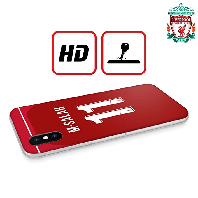 Amazon.com: Liverpool 2018/19 - Carcasa de gel para iPhone 6 ...