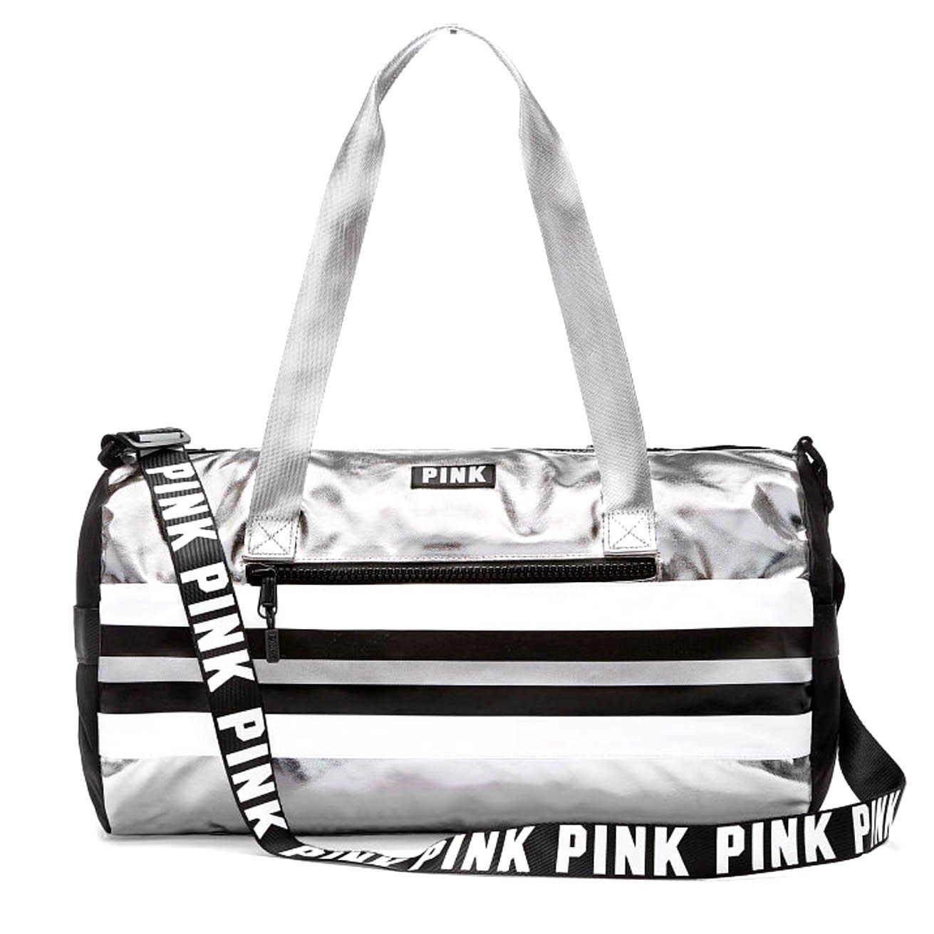 6a3b783970 80%OFF Victoria s Secret PINK SPORT MINI DUFFLE WEEKENDER GYM ...