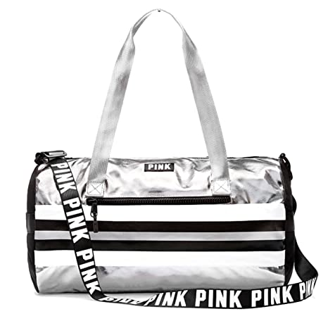 Image Unavailable. Image not available for. Color  Victoria s Secret PINK  SPORT MINI DUFFLE WEEKENDER GYM ... bf4e3e927b963