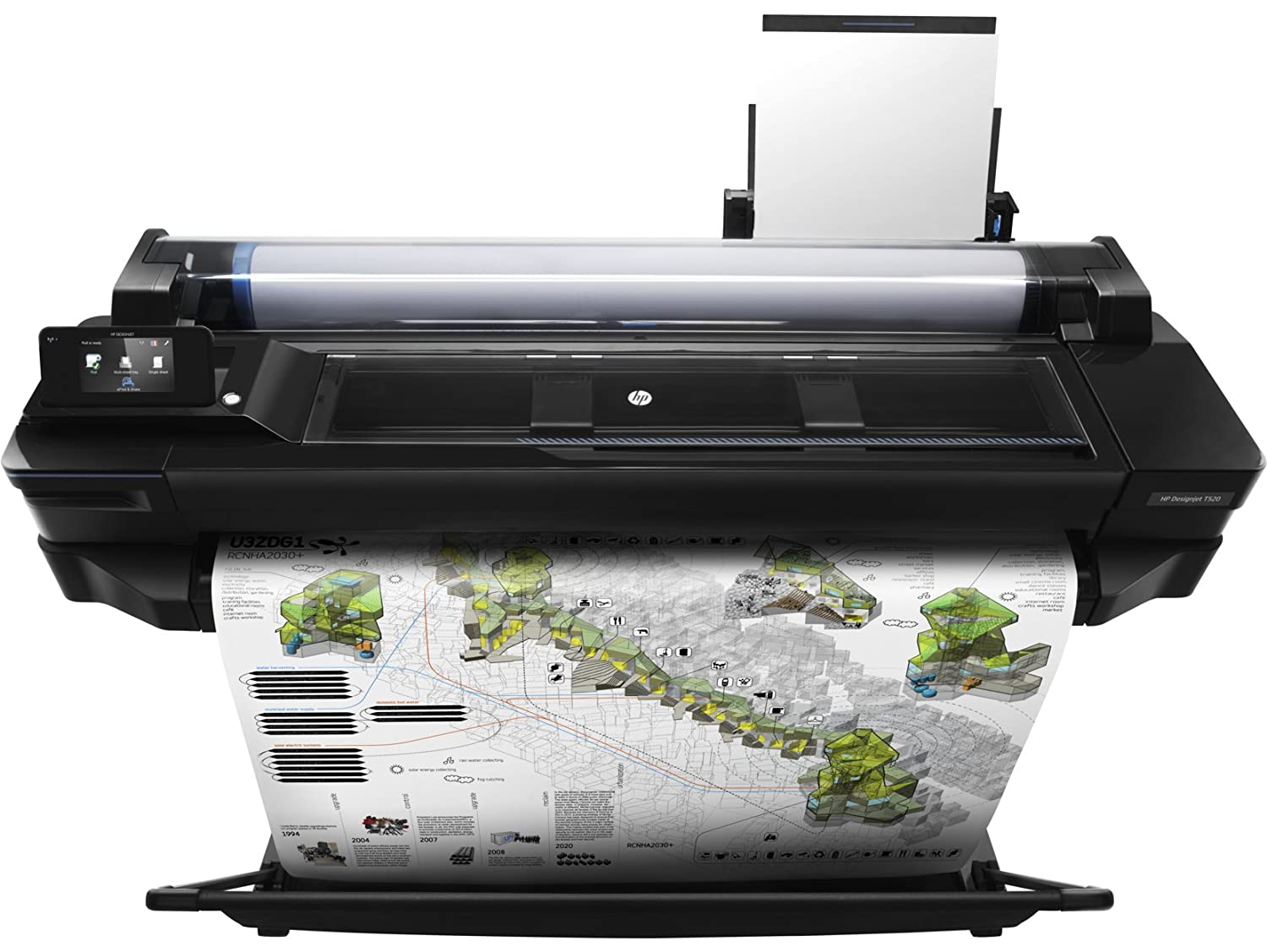HP Designjet T520 ePrinter da 610mm CQ890C