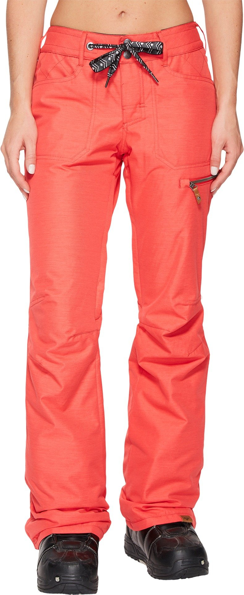 Roxy Snow Junior's Rifter Snow Pant, Lollipop, XS