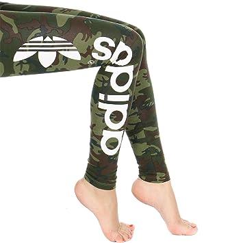 f3372efb077ca adidas Originals Womens Womens Camo Basketball Leggings in Multi Colour -  10: adidas Originals: Amazon.co.uk: Sports & Outdoors