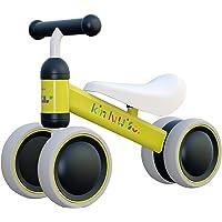 KindyWise Sit n Scoot, Little Yellow Bike, Ride-on, Ride On Toys, Balance Bike, Mini Bike, Toddler, Preschool Bikes, Indoor Bike, Outdoor Bike