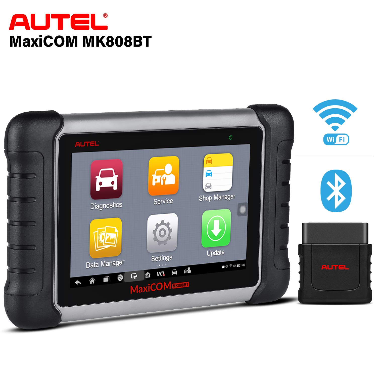 OBD2 WiFi Scanner OBDBOUTIK OB3021 Code Reader Check Engine Issue ELM327 Interface Wireless OBD-II Reader For IOS iPhone iPad and Android