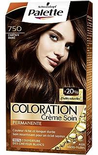 Schwarzkopf Palette Coloration Permanente Cheveux Chocolat