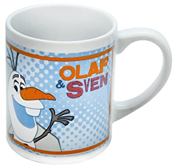 8cm BoxedCuisineamp; Mug And Disneys Olaf Sven Frozen Maison 34AjLRq5