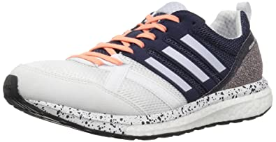 sports shoes b285a a7c53 adidas Womens Adizero Tempo 9 w, Whiteaero Bluecore Black, 5