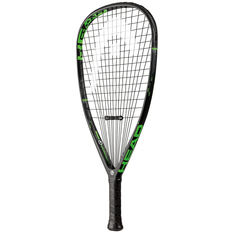 Head Graphene Radical 160/170/180Raquette racquetball Série, (35/20,3cm et 37/20,3cm Grip Disponible)