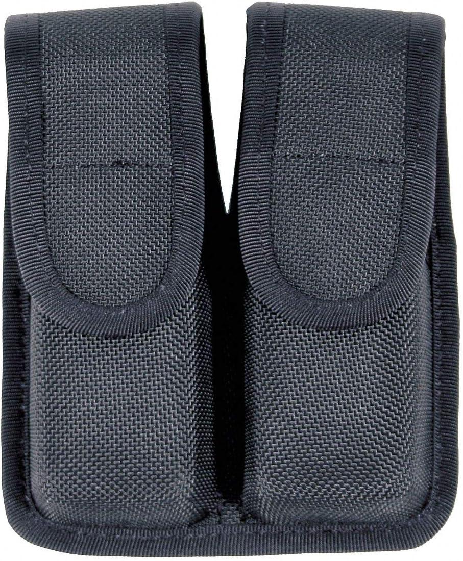 BLACKHAWK Molded Black CORDURA Double Mag Pouch - Single Row 71cOAwxkbEL