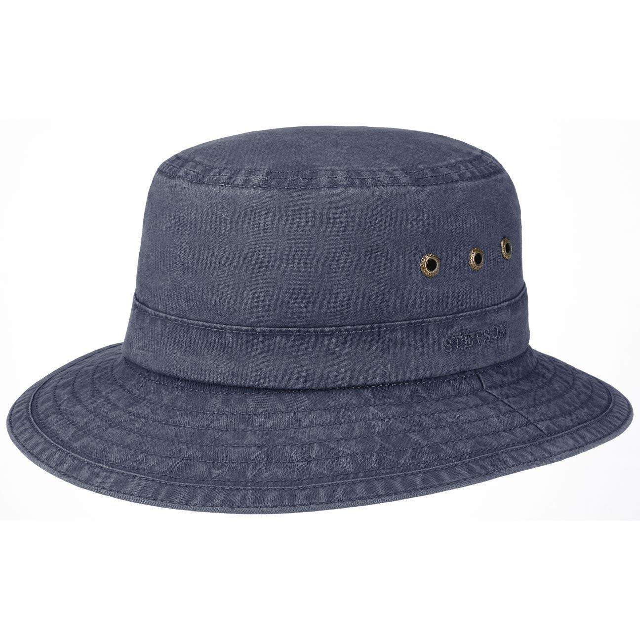 8c8639a488d15d Stetson Reston Bucket Hat Women/Men | Fisher´s Holiday Summer  Spring-Summer: Amazon.co.uk: Clothing